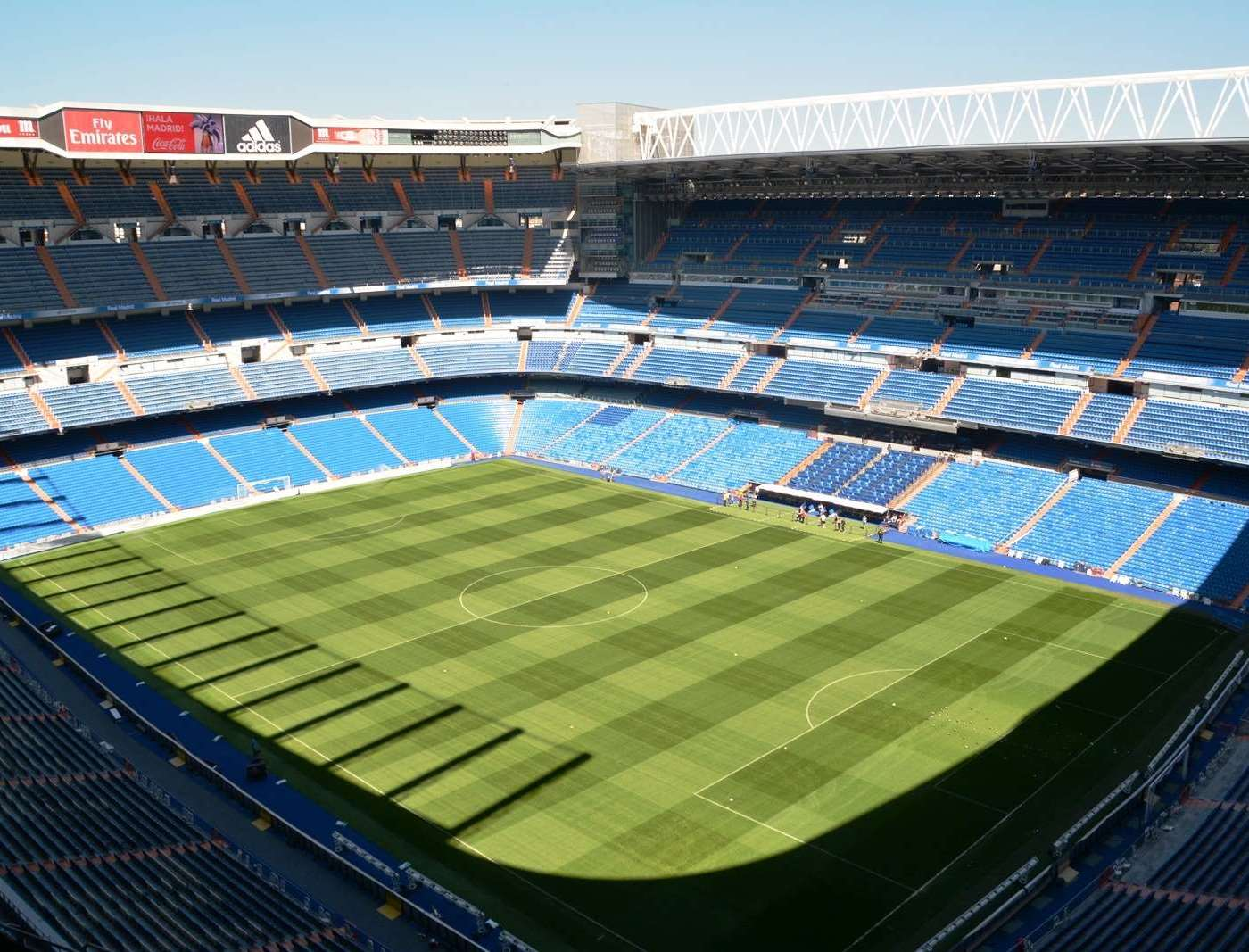 Tour Bernabéu Real Madrid