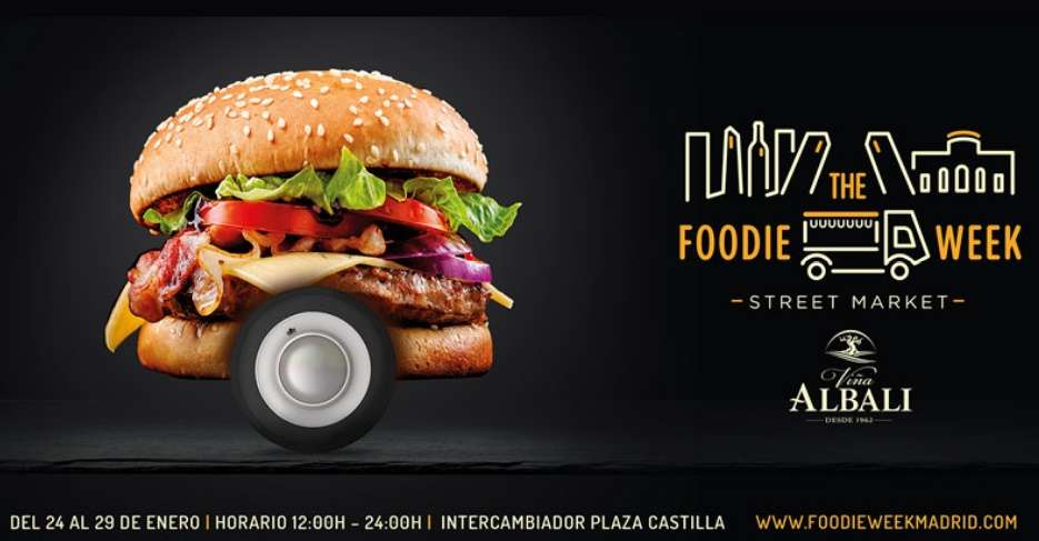 The Foodie Week Madrid